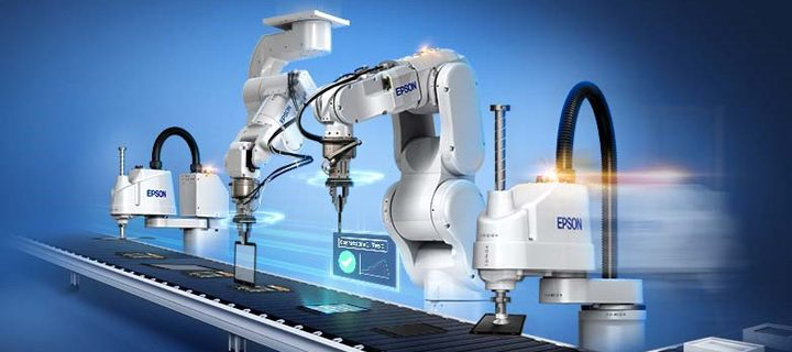 How AI and Robotics are Transforming Factories of the Future