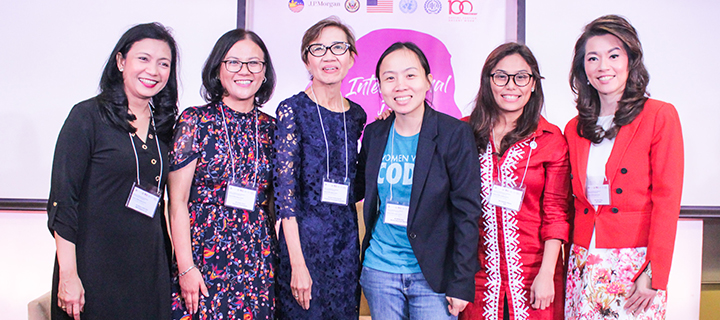 'Herstory' unfolds:  ILO celebrates #GirlPowerinTech with first Filipina STEM Leaders Forum