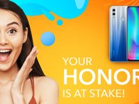 The biggest HONOR exclusive discounts at the  SHOPEE 3.3 Mega Shopping Day