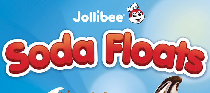 Stay cool for the summer with Jollibee's Coke and Royal Floats!