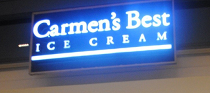 Redefining customer experience, one scoop at a time Carmen's Best choose GenieTech for POS systems rollout
