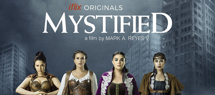 """First in Southeast Asia, Iflix to Collaborate with Twitter to Broadcast the premiere of its first original movie """"Mystified"""""""