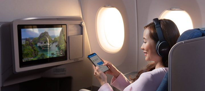 Faster Inflight Wi-Fi? Yes, Please.