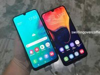 Samsung's midrage Galaxy A30 and A50 have ultra-wide cameras and aggressive pricing