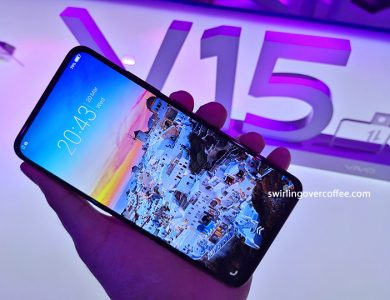 Vivo V15 and V15 Pro have no-notch full screens, triple rear cameras, and pop-up selfie cam