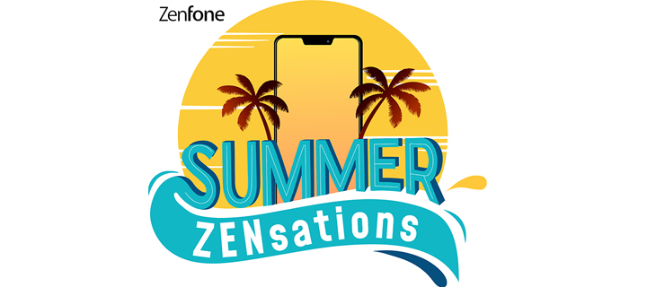 Get ready for a ZENsational summer experience with ASUS Zenfone