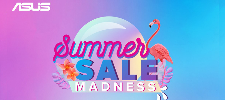 """ASUS Philippines goes all-out this March with the Zenfone """"Summer Sale Madness"""""""