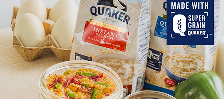 Make your Breakfast Super with Quaker Oats