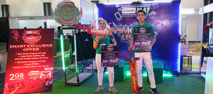 PLDT, Smart power GameCon 2019