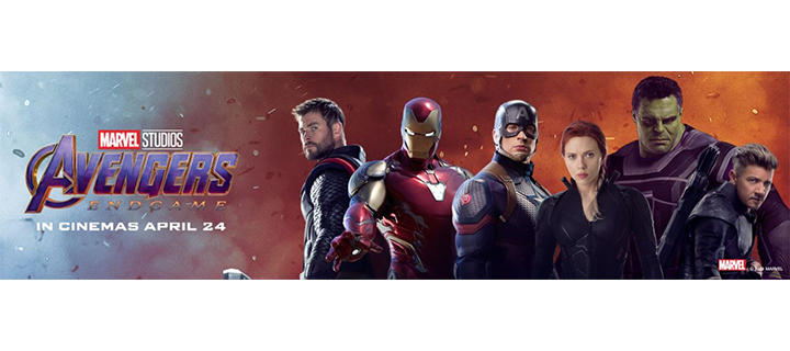 Complete the mission for Marvel Studios' Avengers: Endgame with Globe!