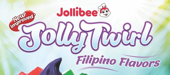 Jollibee's best twirl ever introduces Filipino flavors!