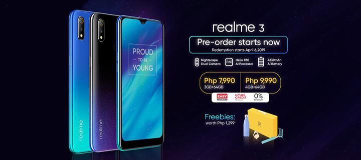Realme 3 ready to conquer offline sales following record-breaking Shopee promo