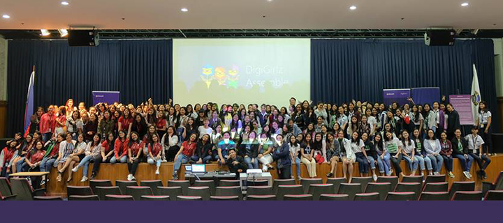 Microsoft's Digigirlz empowers young Filipinas to advance the STEM fields