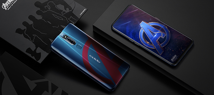 OPPO Announces Exclusive F11 Pro Avengers Limited Edition in Cooperation with Marvel Studios' Avengers: Endgame