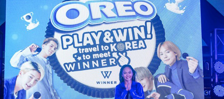 A Chance to Win a Trip to Korea Up For Grabs through the Oreo Play & Win Promo