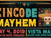 James Reid, Nadine Lustre, Kiana Valenciano Bring a Unique Musical Experience with Cinco de Mayhem Music Festival on May 4