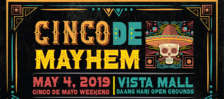 James Reid, Nadine Lustre, Kiana Valenciano Bring a Unique Musical Experience with Cinco de Mayhem Music Festival on May 4