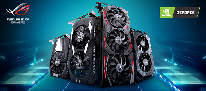 ASUS Republic of Gamers and NVIDIA launches Competitive Advantage promotion