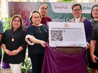 Centuries-old Bantayan parish marks 'digital' milestone