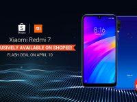Enjoy Redmi 7 price cut on April 10 Shopee Flash Deal