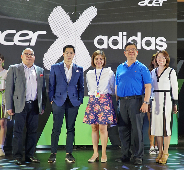 Get Adidas vouchers when you buy select Acer laptops or desktops as part of Acer's back to school promo.