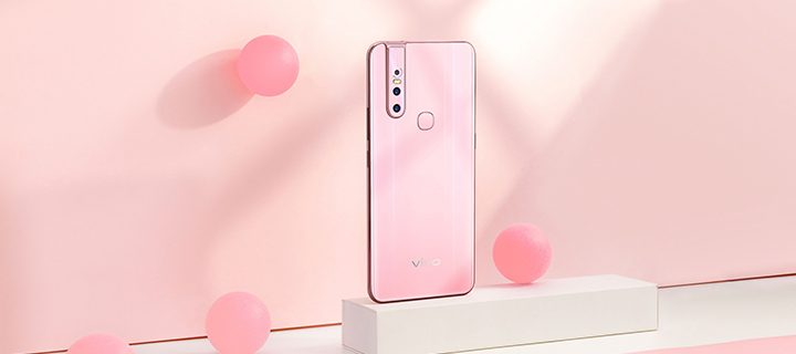 Vivo V15 celebrates season of bloom with limited-edition Blossom Pink color