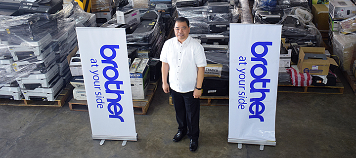Turning e-waste around: Brother Philippines offers opportunity for savings from e-waste—and a way to deal with unwanted electronics the right way