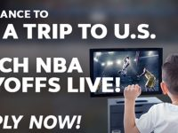 Get a chance to fly to the US and watch NBA Playoffs 2019 LIVE with Globe At Home