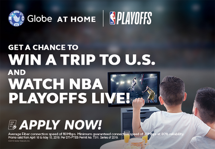 Get a chance to fly to the US and watch NBA Playoffs 2019 LIVE with