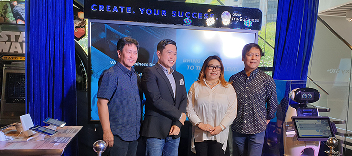 Globe myBusiness sets up special MSME corner in Globe Stores to bring business solutions closer to entrepreneurs