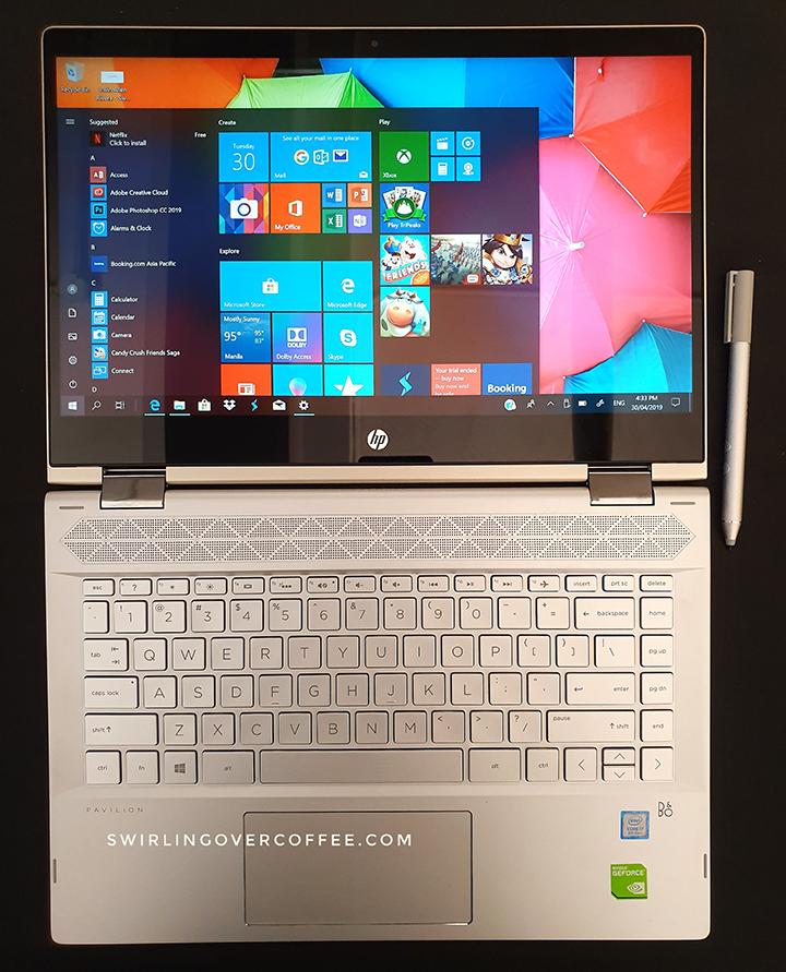 HP Pavilion x360 review, HP Pavilion x360 price, HP Pavilion x360 specs