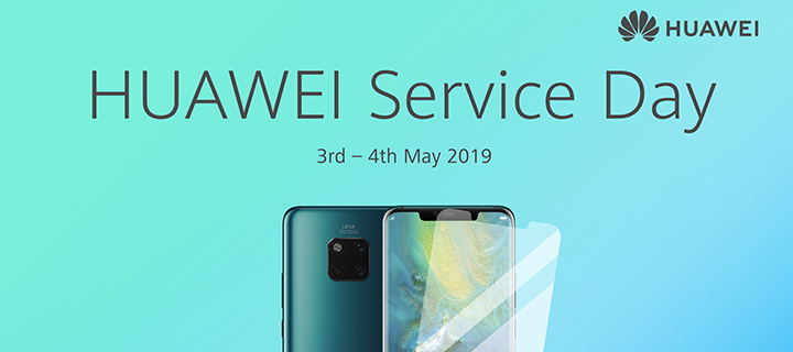 Next-Level Customer Care: Huawei Announces Service Day Event
