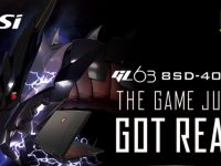 MSI Expands Gaming Selections to NVIDIA® GeForce® GTX 16 Series Graphics