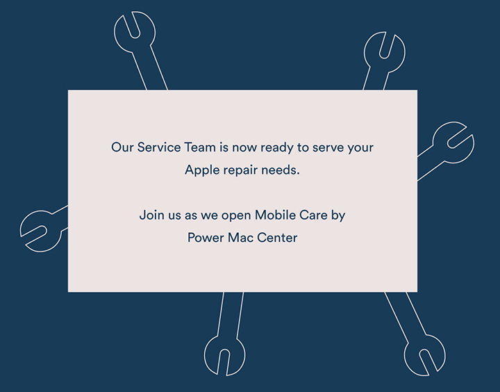 Power Mac Center opens first Mobile Care Service Center – promo deals up for grabs all weekend
