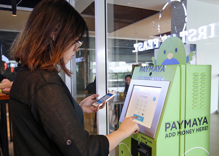 """PayMaya now has the widest """"Add Money"""" network of 27,000 merchant and bank touchpoints nationwide"""