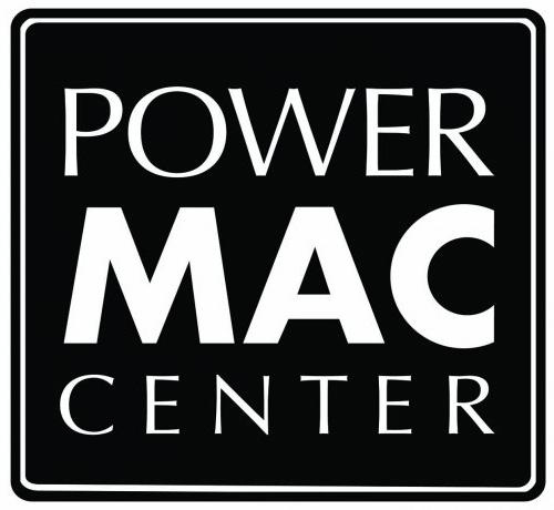 Power Mac Center Logo