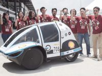 11 student teams from the Philippines take part in the Shell Eco-Marathon Asia