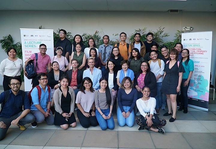 Filipino Film Industry Set Sights on International Market on World IP Day 2019