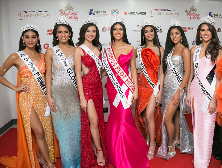 PLDT Home Fibr powers up the Binibining Pilipinas Coronation Night: Miss Universe Philippines 2019 Gazini Ganados crowned Miss PLDT Home