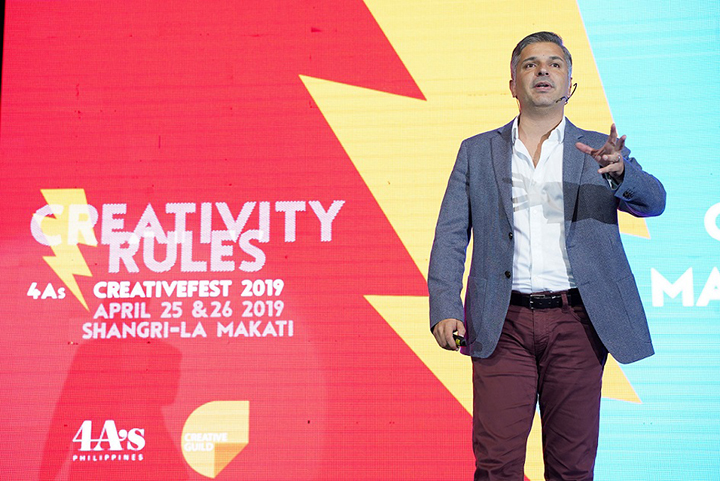 Ad industry bigwigs come together for CreativeFest 2019: Advertisers, ad agency execs and students gather for the largest celebration of creativity
