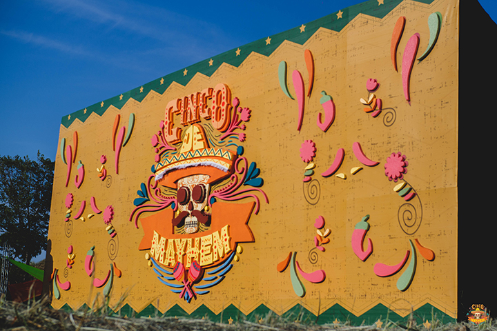 Cinco De Mayhem Music Festival Redefines the Festival Music Scene in a Vibrant Celebration of Music, Culture, and Art