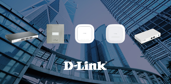 D-Link named April 2019 Gartner Peer Insights Customers' Choice for Wired and Wireless LAN Access Infrastructure