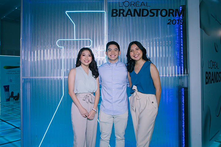 Into Your Genes Crowned 2019 L'Oréal Brandstorm Philippine Champions