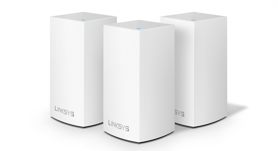 LINKSYS Velop Intelligent Mesh WiFi System (1-pack/2pack/3-pack) at Power Mac Center