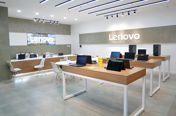 Lenovo's first exclusive Sevice Center offers accidental damage support and faster turnaround time