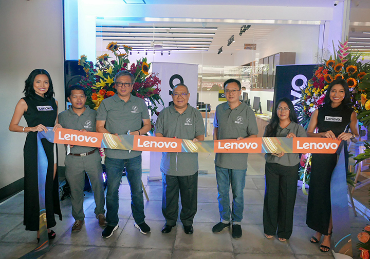 Lenovo's first exclusive standalone service center in the Philippines aims to provide repair services on Lenovo's consumer and commercial products with a focus on faster turnaround time.