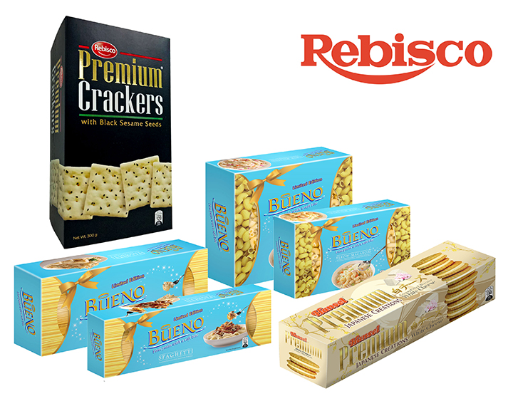 Rebisco launches new products that you'll surely love
