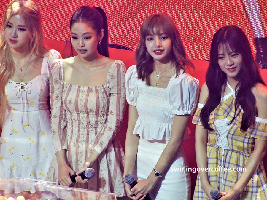 Shopee holds first-ever Meet and Greet in the Philippines with BLACKPINK