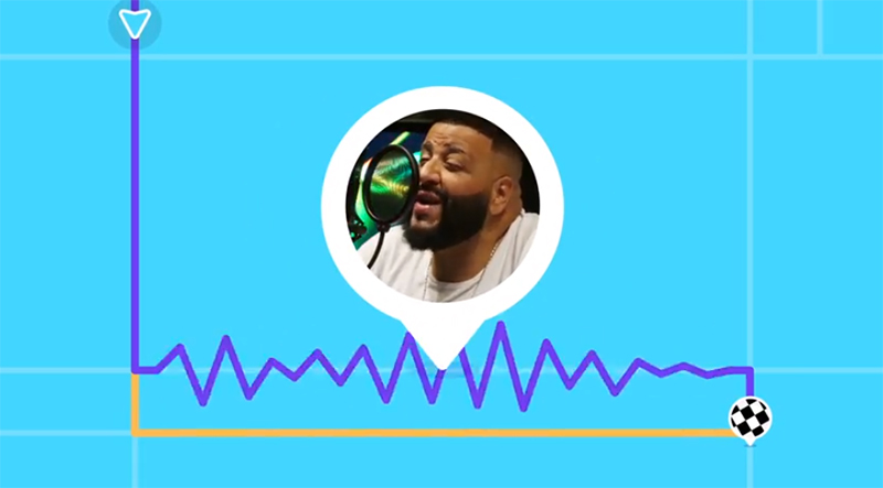 Another One! Waze and Deezer Introduce DJ Khaled Navigation Voice