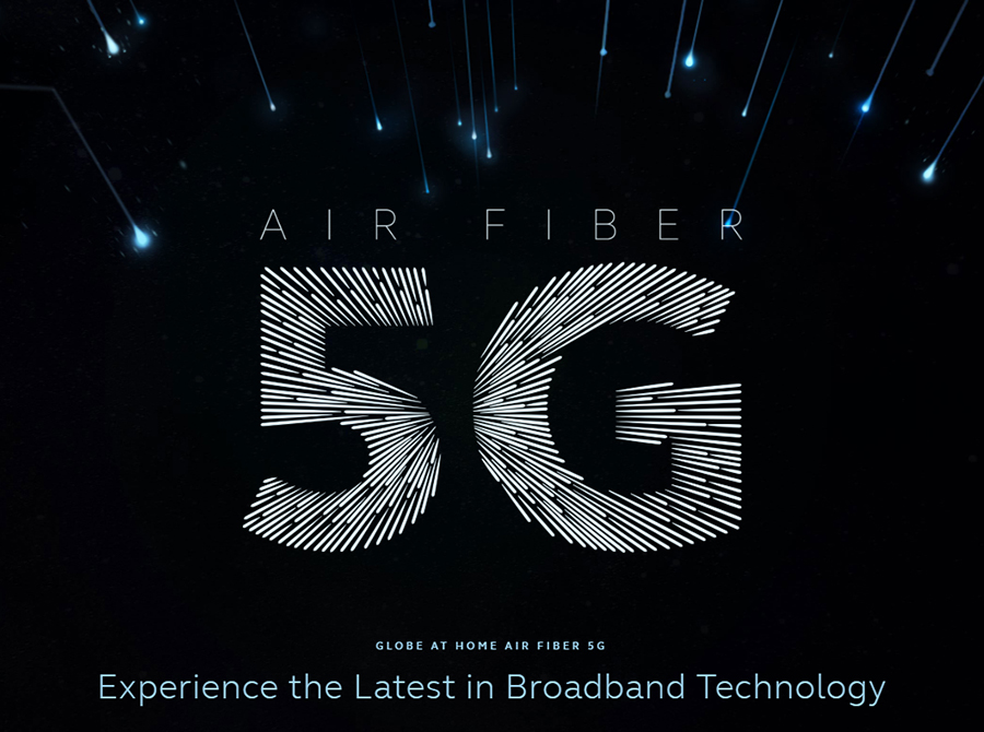 Globe officially made its fifth-generation (5G) fixed wireless broadband service called Globe At Home Air Fiber 5G commercially available to consumers last July 27 in Barangay Buting in Pasig City.